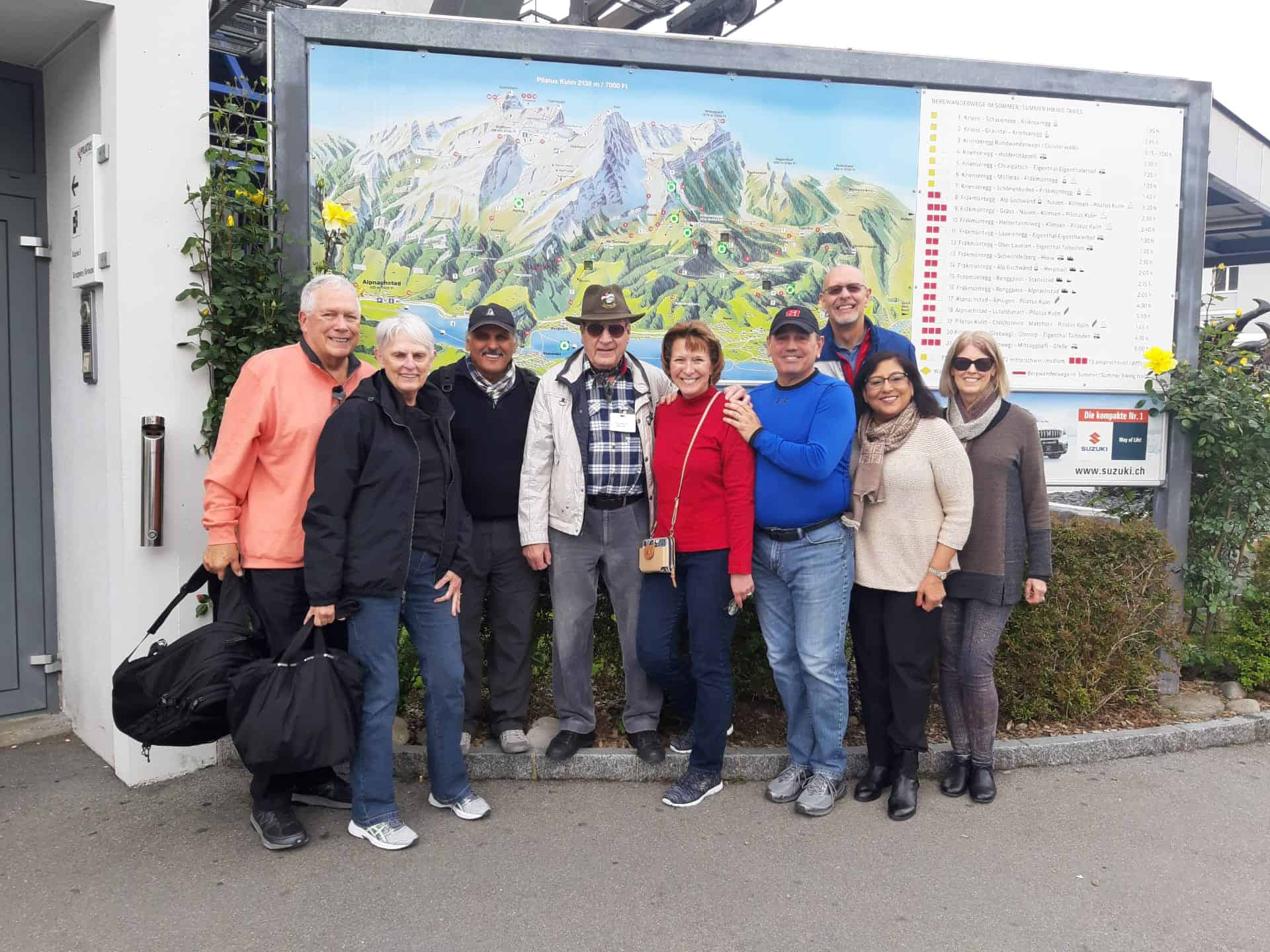Customer Story of Brend Private Tour to Pilatus