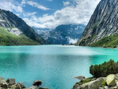 Private Tour to Lake Gelmer